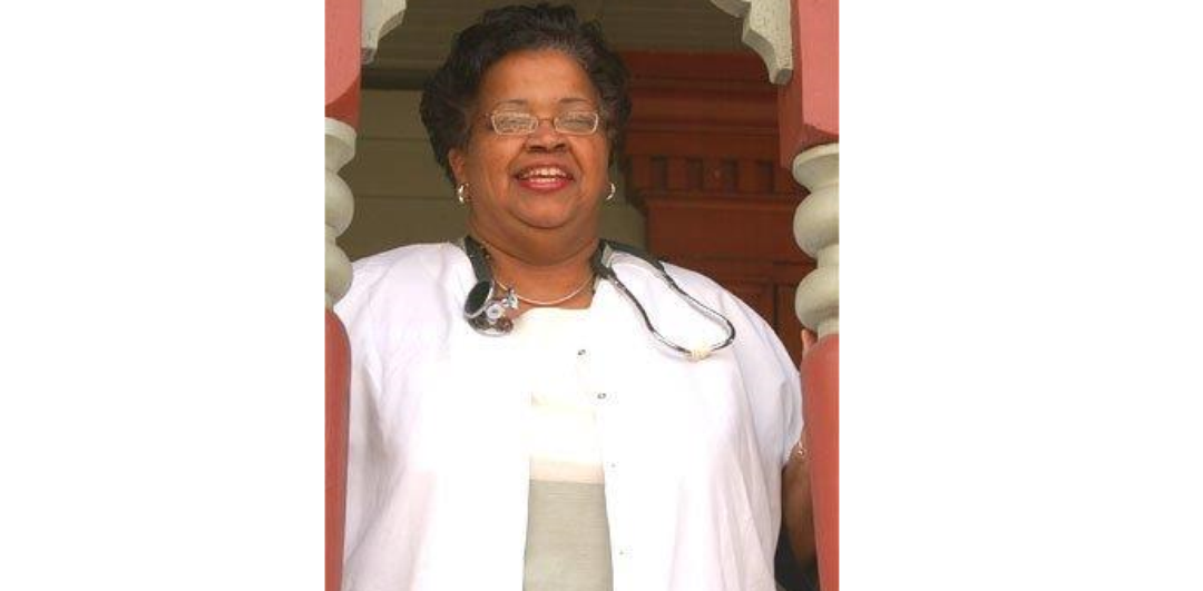 Women's History Month Highlight: Dr. Ada Fisher