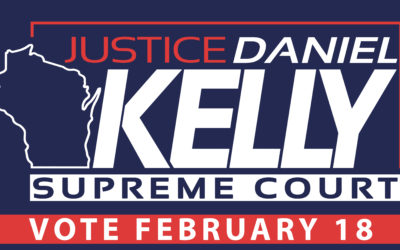 Volunteer for Justice Daniel Kelly