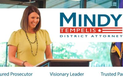 Endorsement of District Attorney Mindy Tempelis